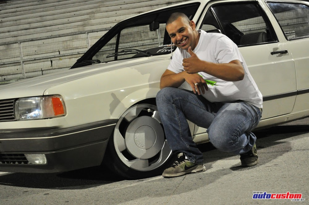 VW Gol 1000 quadrado de Bruno Cesar