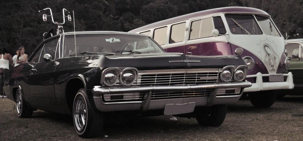 Impala Lowrider 1967 Brasil