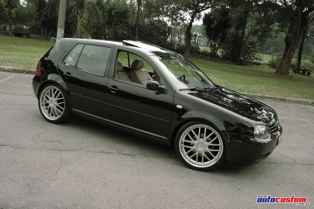 VW Golf 2002 1.8 Rabit de Douglas Speto