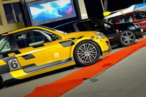 Noite Renault no evento Auto Show Collection realizado em dezembro de 2012 no Sambódromo de São Paulo