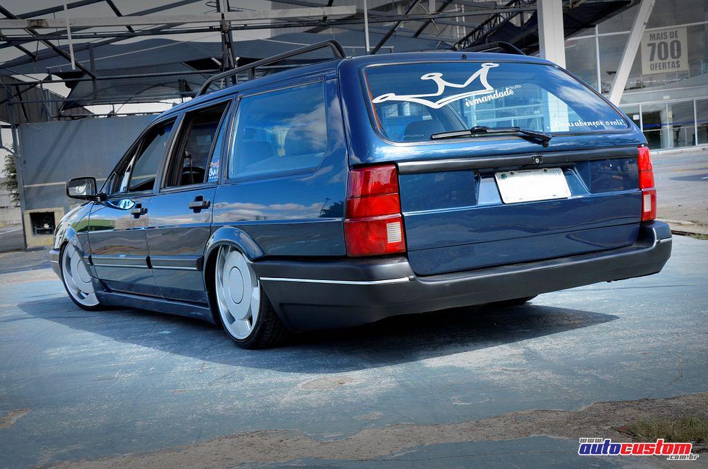 """[FOTOS] VW Quantum 1993 - BAIXA + 17"""" Lanternas-vermelhas-snantana-quantum-1993"""