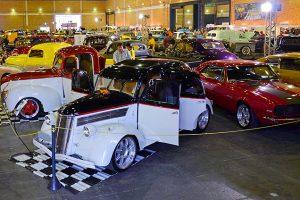 4º Hot Rods Brasil 2013 - Encontro de Carros Antigos - Vera Cruz SBC
