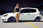 ford-ka-branco-2011-de-mulher-rebaixado-rodas-aro-17-farois-amarelos