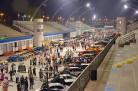 Encontro de carros no Sambódromo do Anhembi. Fotos: Glauco Barão e Michael Bazzarello