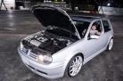 Golf 2003 VR6 Rabbit, 2 portas, rodas aro 19 de Porsche Cayenne