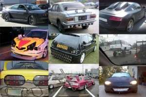 TOP 10 bizarrices automotivas - Bizarres cars