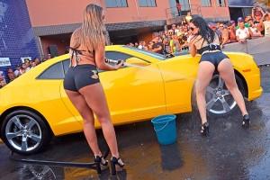 Lava Car Sexy no 13º Mega Motor
