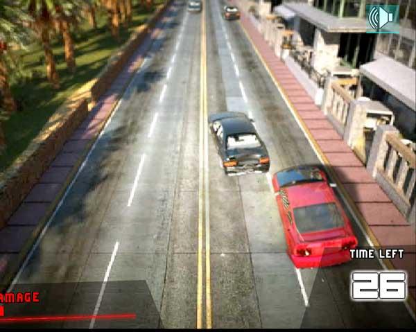 Jogo de carro Motorista Vermelho 4
