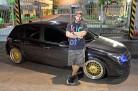 Vectra GT 2010 recuperado, som de qualidade e aro 18