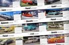 Calendário 2015 Carros Customizados - Download Baixar