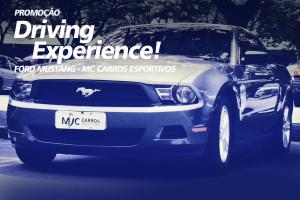 Alugar Ford Mustang em São Paulo