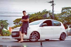 Palio Attractive 2013 baixo e rodas Idea Sporting - Guilherme