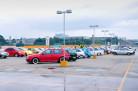 Encontro carros Shopping Tamboré - 272 Club - Filme Velozes 7
