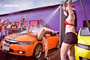 Vídeo Lava Car Sexy no Mega Motor Final 2015