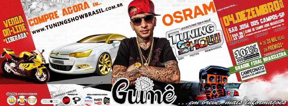 Tuning Show Brasil & MC Guimê