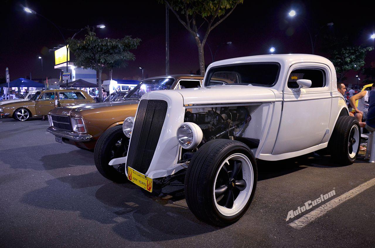 Chevrolet 34 – Standard