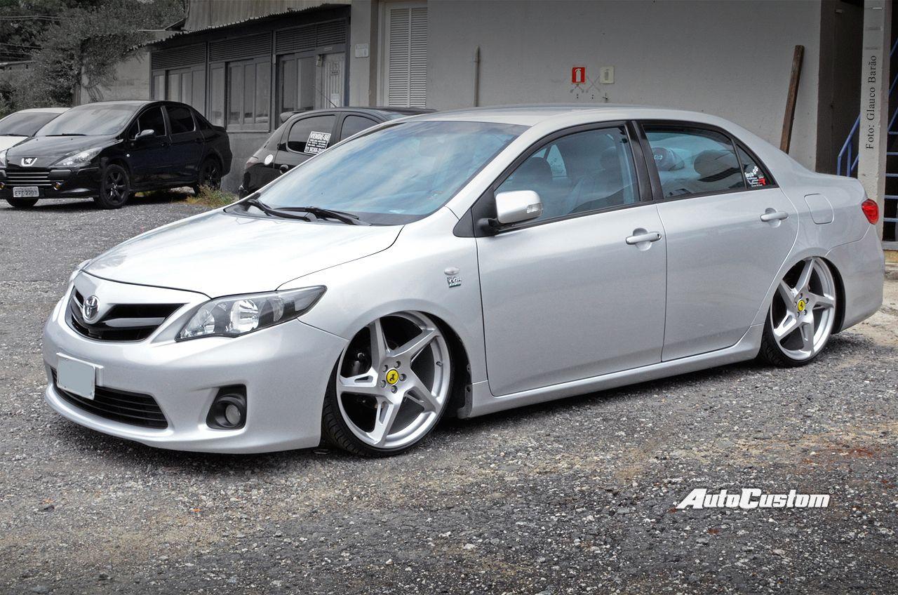 Toyota Corolla - AutoCustom