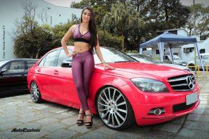 Luanna Fernandes no 1º X-Treme Low Brasil