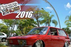 Vídeo do Tuning Show Brasil Final 2016 & MC Guimê