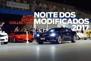 Vídeo Noite dos Carros Modificados 2017