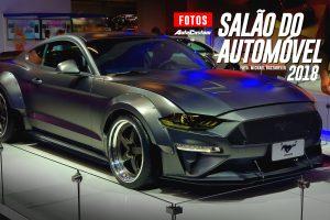 Fotos do Salão do Automóvel 2018 #sda2018