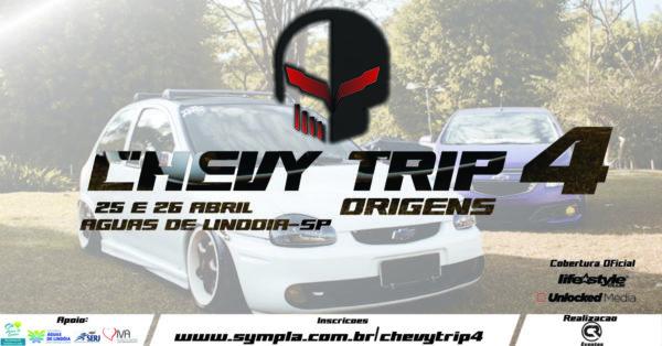 Chevy Trip 4 - Origens- Águas de Lindóia-SP